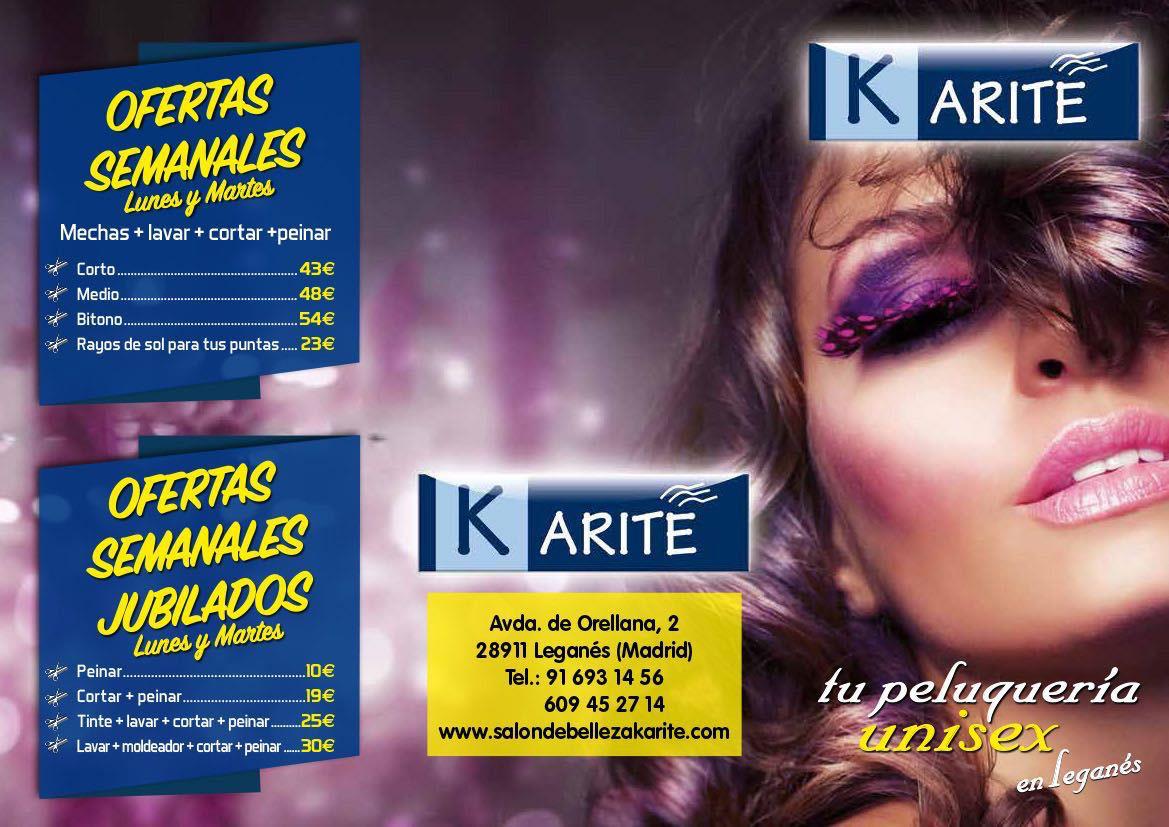 Salón de Belleza Karite